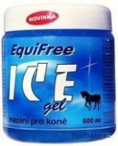 EquiFree ICE gel s mentholem 500ml