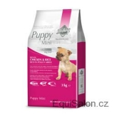 DNM DOG MINI PUPPY CHICKEN&RICE 3KG XX