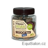 FITMIN SNAX DOG WILD NUGGETS - 200 G