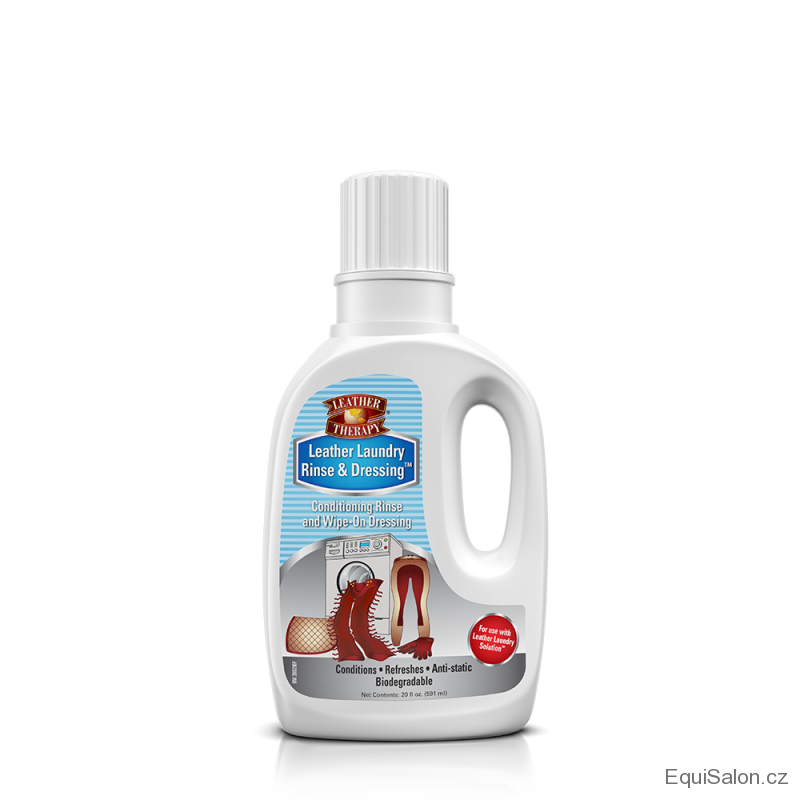 Absorbine Leather Therapy Laundry rinse and dressing