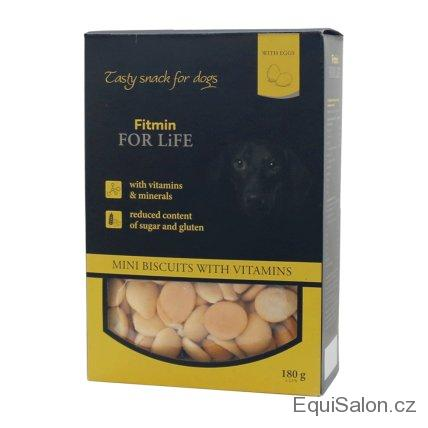 Fitmin dog Biscuit mini 180g