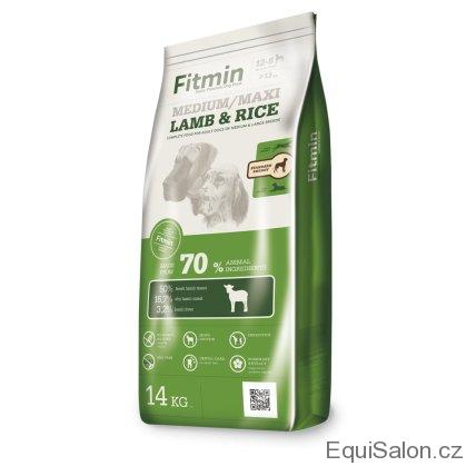 Fitmin Dog Medium Maxi Lamb&Rice 14 Kg