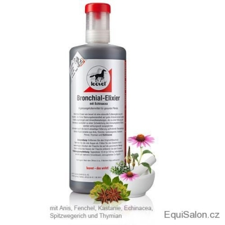 Elixír bronchial LEOVET  1000 ml